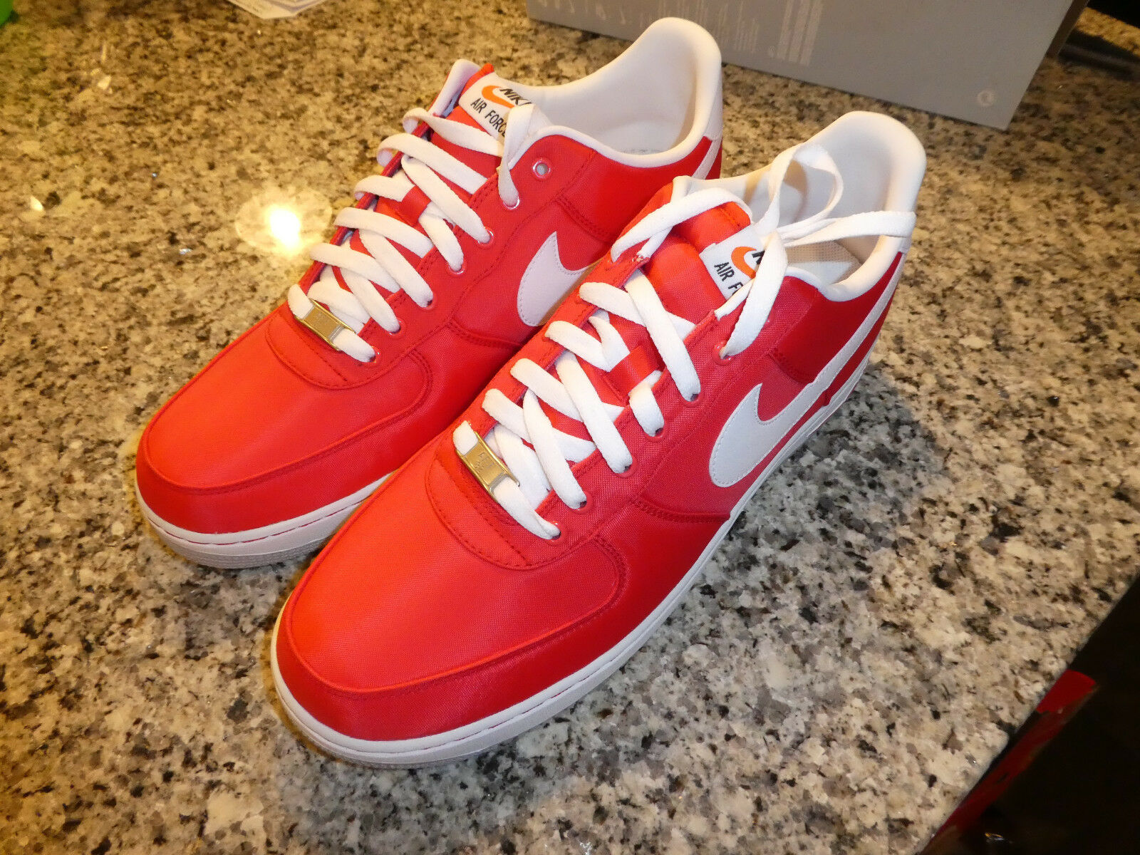 Nike Air Force 1 mens shoes new sneakers 488298 610 red