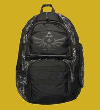 Nintendo Switch ZELDA Skyward Sword CREST Schoolbag Knapsack BACKPACK Carry Bag