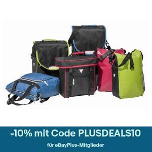 2 St. Fahrradtasche 4Uniq Gepäcktasche Hecktasche Gepäck Tasche versch Versionen