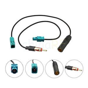 Fakra-FM-AM-Aerial-Adapter-Kit-Antenna-Adaptor-Connector-20cm