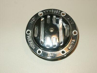 Vespa Hupe Muschelform Chrom 12V Wechselstrom diverse Vespas mit Dichtung