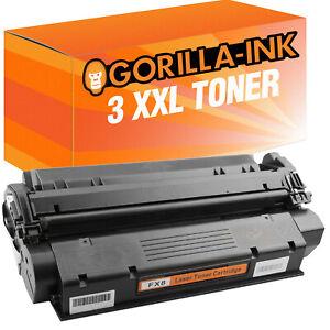 3x TONER XXL PER CANON fx-8 FX 8 fx8 d340 l170 l380 l380s l390 l400 320 340 510