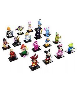2016-LEGO-71012-Disney-Minifigure-Series-1-Complete-Set-of-18