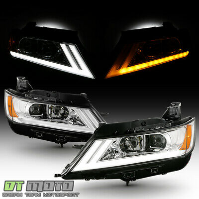 2009 Chevrolet IMPALA-LH Post mount spotlight -Chrome 6 inch Driver side WITH install kit LED