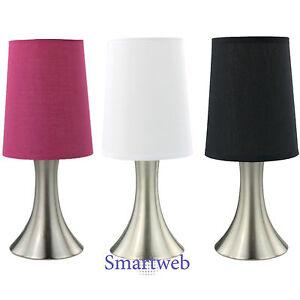Touch-Nachttischlampe-Nachttischleuchte-Tischlampe-Nachtlampe-Stehlampe-Lampe