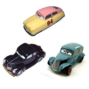 Details About Disney Pixar Movie Cars 3 Diecast Nash Ambassador River Scott Junior Moon 1 43