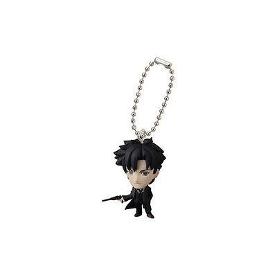 Fate Zero Kiritsugu Emiya Mascot Key Chain Anime NEW
