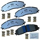 Disc Brake Pad Set-Fleet MetLok Disc Brake Pad Front Bendix MKD1680FM