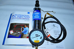 fuel injection cleaner canister with application manual otc spx rh ebay com otc fuel injection application manual Engler Fuel Injection