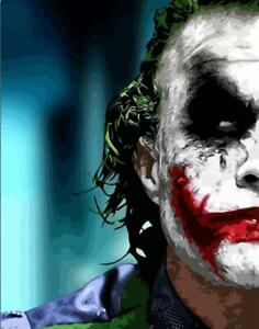 Paint-By-Number-Kit-on-Canvas-Joker-Painting-By-Numbers-PBNs-DIY-Painting
