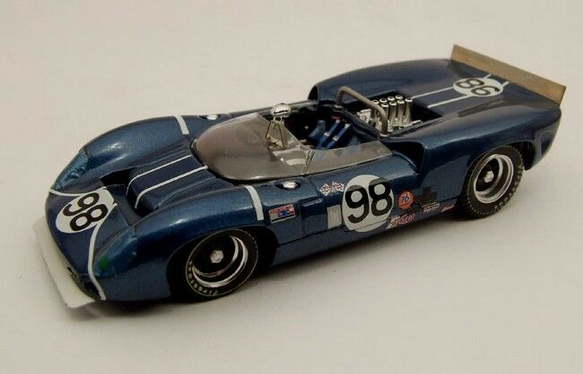 MODEL BEST 9179 - LOLA T70 SPIDER RIVERSIDE 1966 N°98 1 43