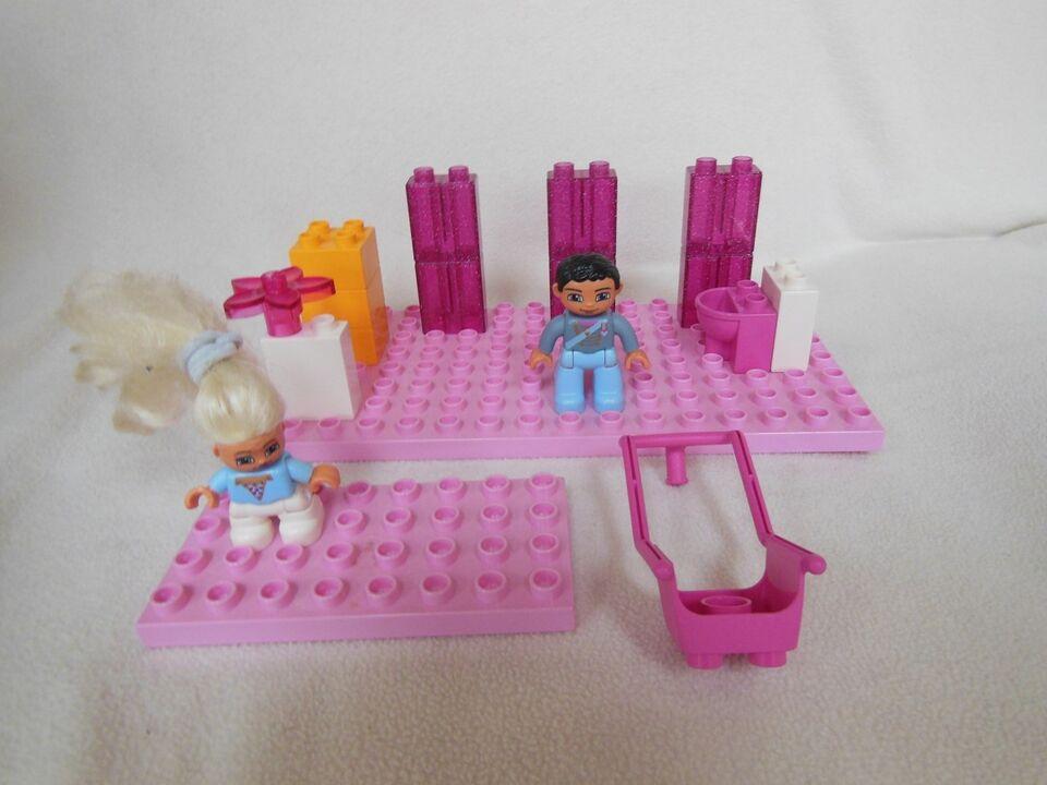 Lego Duplo, Plader og dukker m.m