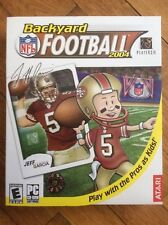 Backyard Football 2004 backyard football 2004 cd-rom atari | ebay