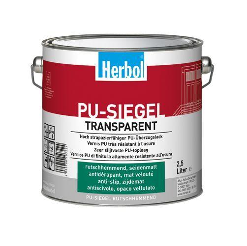 Herbol PU-Siegel rutschhemmend 10 Liter - Finish für Herbol-Methacryl-Siegel -