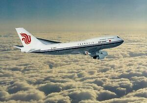 D1453mdt-TransportA-Air-China-Airlines-B747-400-Aircraft-postcard