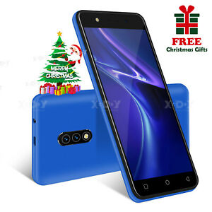 Unlocked-Android-8-1-Smartphone-2-SIM-Cell-Phone-5-0-034-Quad-Core-WIFI-GPS-Mate-10