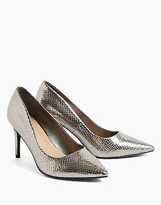 Womens Size 13w Silver Torrid High Heel
