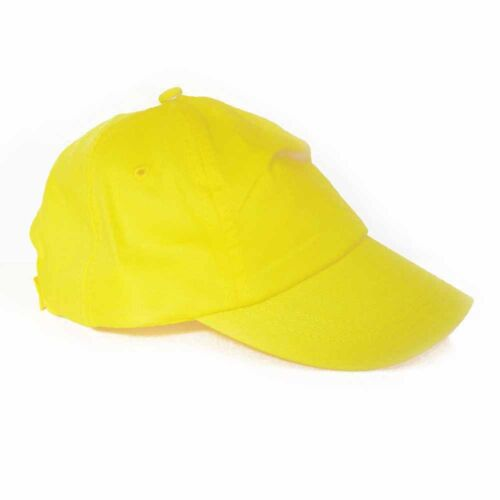 Name Size Adjuster Personalised Kids Baseball Cap Curved Peak Own Text