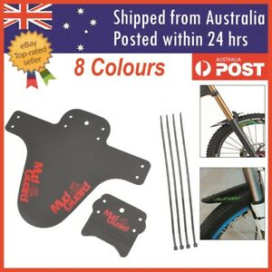 Cycling-Mountain-Bike-Bicycle-Front-Rear-Fender-Mudguard-Mud-Marsh-Guard-Set
