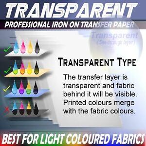 T-10-Sheets-Blank-IRON-ON-HEAT-TRANSFER-INKJET-PRINTER-PAPER-LIGHT-SHIRT-FABRIC