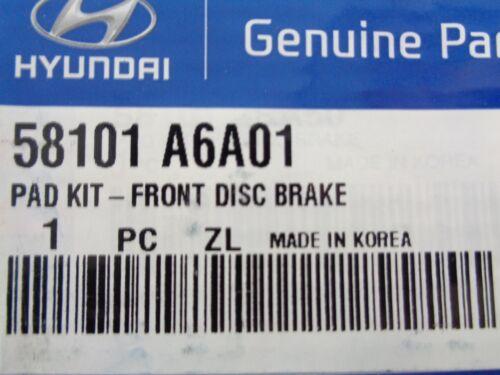 Auto-Ersatz- & -Reparaturteile GENUINE HYUNDAI i30 Front Disc ...