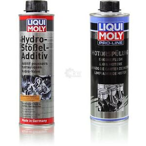 Original-LIQUI-MOLY-Set-Hydro-Stoessel-Additiv-und-Pro-Line-Motorspuelung