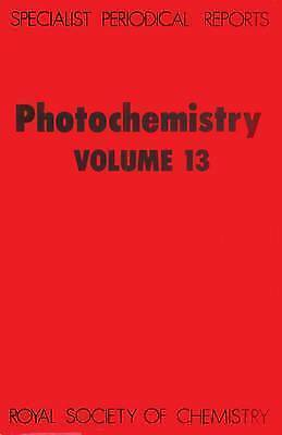 1 of 1 - Photochemistry (Specialist Periodical Reports)-ExLibrary
