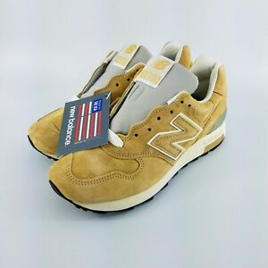 "online retailer ae56c 855bb New Balance 1400 ""Made in USA"" Running Shoes - Beige/Khaki ..."