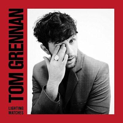 Lighting Matches - Tom Grennan (Deluxe  Album) [CD]