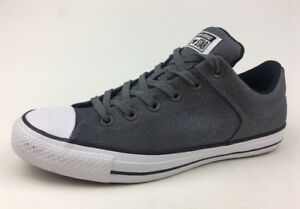 Image is loading CONVERSE-CTAS-HIGH-STREET-OX-SNEAKERS-SIZE-M- 661ef0394
