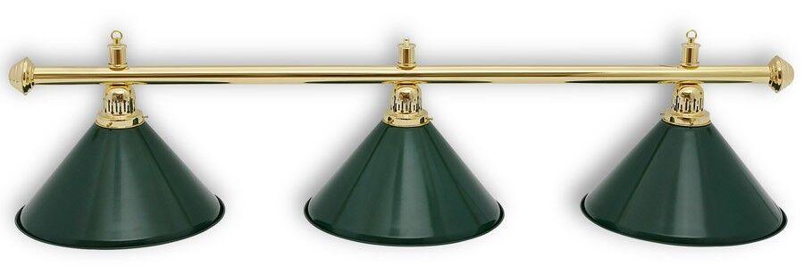 Billiard Lamp Lamp Light EverGrün 3 Burner Billiards Billiard Lamp