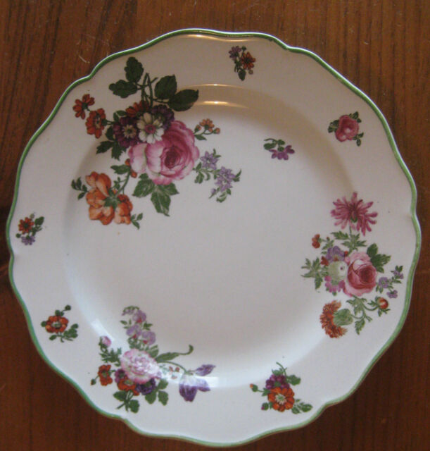 Royal Doulton Dinner Plate Boston Floral Pattern 9