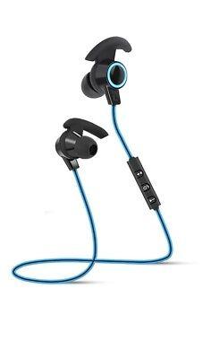 Per sport 4 Auricolari Bluetooth stereo Microfono Cuffie 1 Smartphone wireless UanqwCvxP