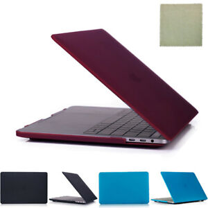 For Macbook Pro 13 Inch M1 (2020 Model) A2338 Hard Case Plastic Cover With Cloth