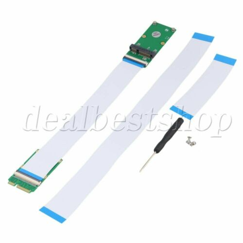 Mini pci-e 52pin Express Card Extender Extension FFC Cable Factory Test Tool