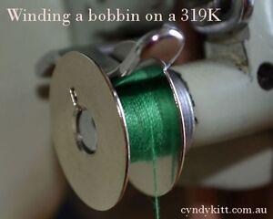 Singer-306K-Bobbins-Dozen