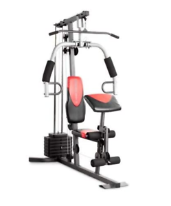 Kinelo Weider 2980 Home Gym with 214 Lbs. of Resistance
