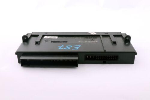 BMW Série 1 E87 corps Module De Contrôle Unité L2 6983305 61356983305 écus