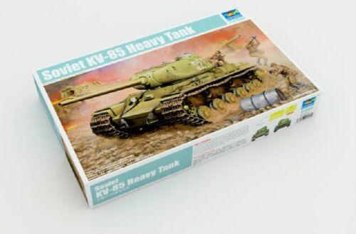 Trumpeter 01569 1//35 Soviet KV-85 Heavy Tank