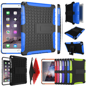 Shockproof-Armor-Rubber-With-Kick-Stand-Case-Cover-For-iPad-5-Air-Pro-Mini-1234