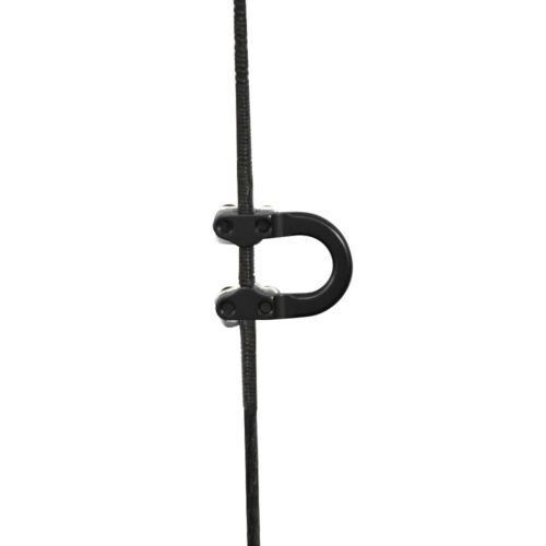 Ulimate Compound Bow D Loop Metal Release Bow String Nock U Loop D Ring String