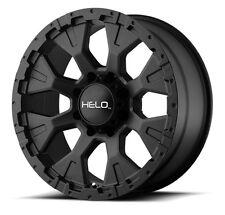 17 Inch Black Wheels Rims Ford F250 F350 Super Duty Truck 8x170 Lug Helo He878