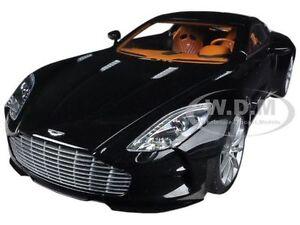 ASTON-MARTIN-ONE-77-BLACK-PEARL-1-18-DIECAST-CAR-MODEL-BY-AUTOART-70241
