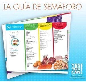 Dieta yes you can en espanol