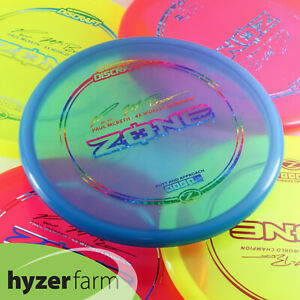 5cbfd1b568e Discraft McBETH Z ZONE  choose weight color  Hyzer Farm disc golf ...
