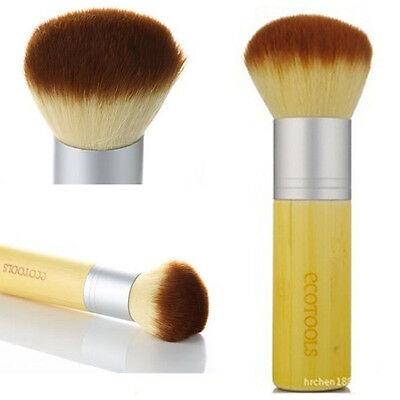 NEW Bamboo Bronzer Brush beauty Ecotools Blush foundation Powder Brushes