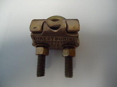 BURNDY GAR6429 GROUND CLAMP