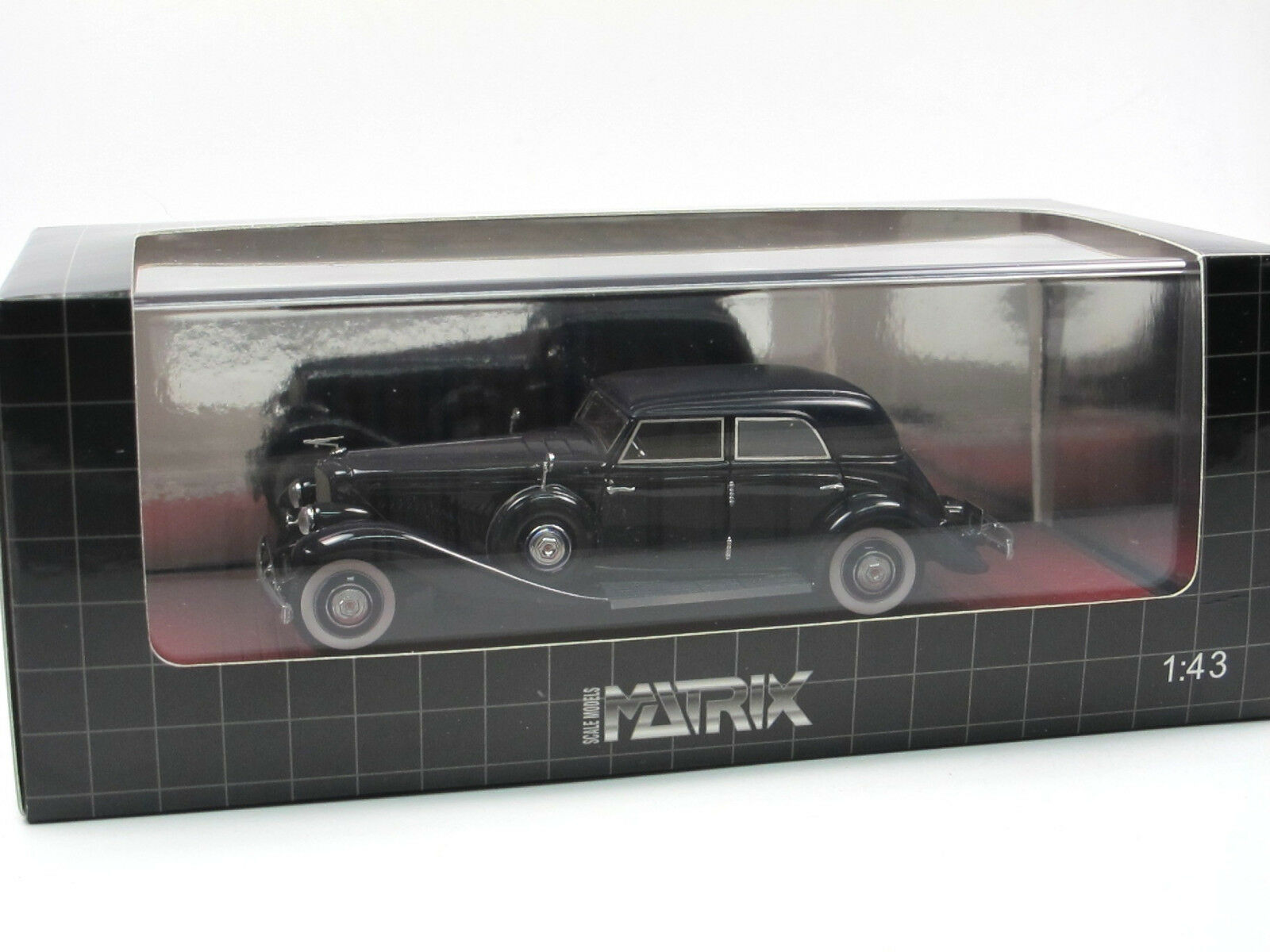 Matrix Scale Models 1935 Rollston Duesenberg LWB Mr. Bojangle Blau 1 43 Limited  | Queensland