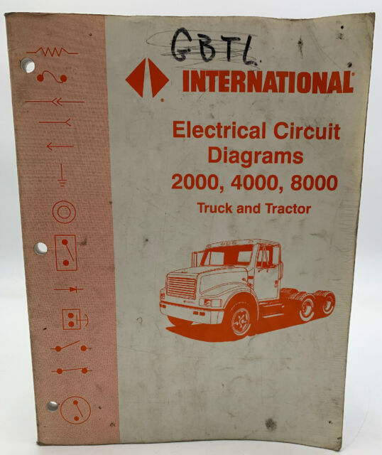 International Electrical Wiring Circuit Diagrams 2000 4000