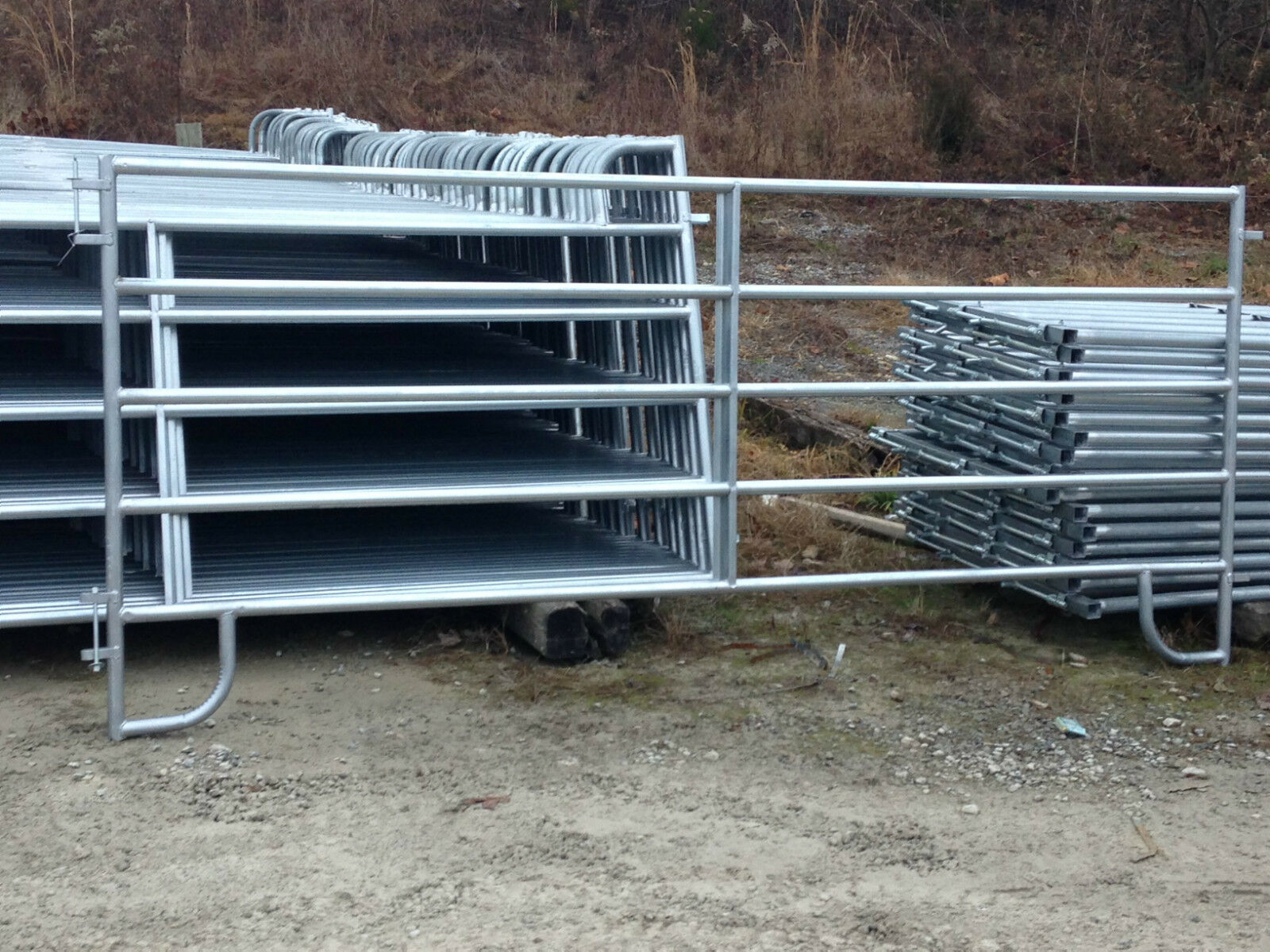 HORSE FENCE ROUND PEN ARENA CORRAL PANEL and FARM GATES   cheap online